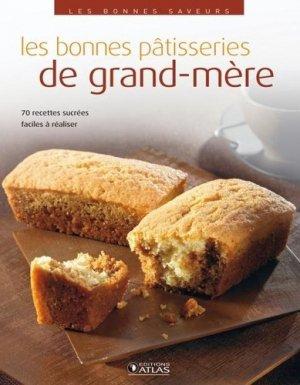 Les bonnes pâtisseries de grand-mère - Glénat - 9782723478052 -