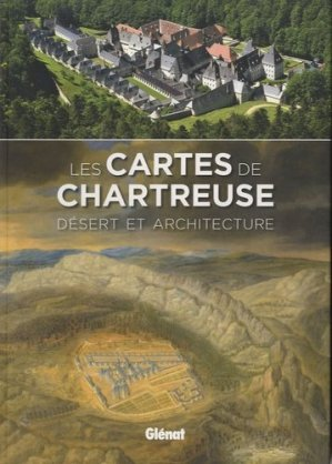 Les cartes de Chartreuse - glenat - 9782723480567 -