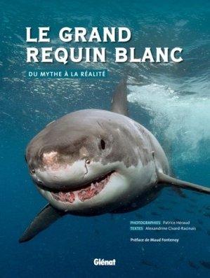 Le grand requin blanc - glenat - 9782723484756 -