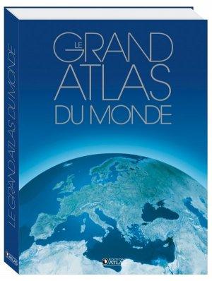 Le Grand Atlas du monde - atlas  - 9782723485289 -