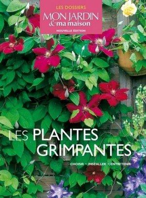 Les plantes grimpantes - glenat - 9782723487948 -