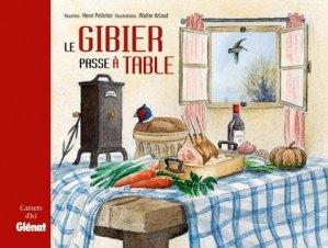 Le gibier passe à table - glenat - 9782723490603 -
