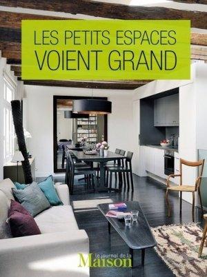 Les petits espaces voient grand - le journal de la maison - 9782723491518 -