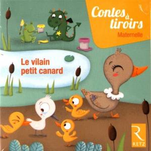 Le vilain petit canard - Retz - 9782725634180 -