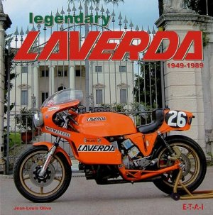 Legendary Laverda - etai - editions techniques pour l'automobile et l'industrie - 9782726887028 -