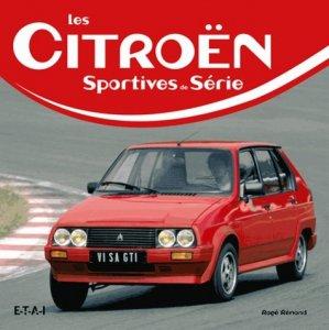 Les Citroën - etai - editions techniques pour l'automobile et l'industrie - 9782726896839 -