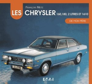 Les Chrysler - etai - editions techniques pour l'automobile et l'industrie - 9782726897690 -