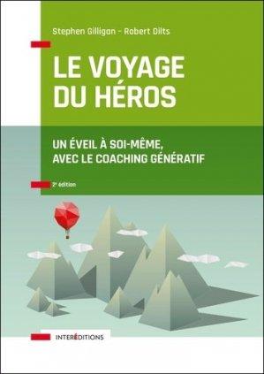 Le voyage du héros - intereditions - 9782729618438 -