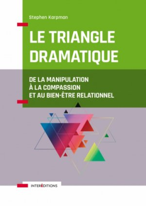 Le Triangle dramatique - intereditions - 9782729619640 -