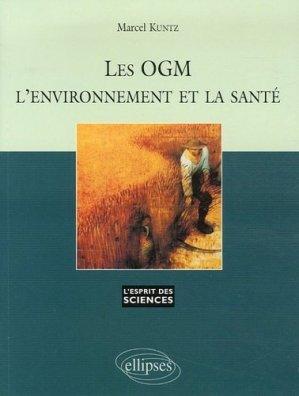 Les OGM - ellipses - 9782729827854 -