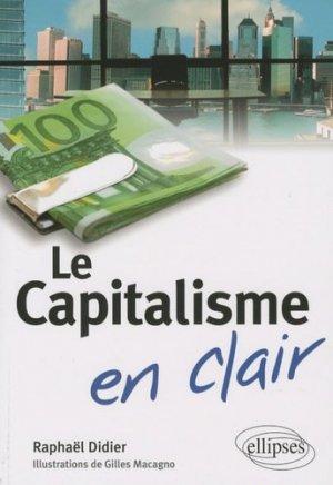 Le capitalisme - Ellipses - 9782729852573 -