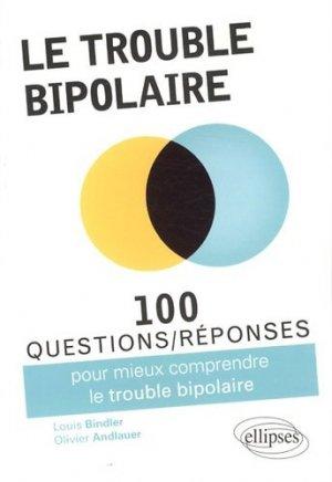 Le trouble bipolaire - ellipses - 9782729873950 -