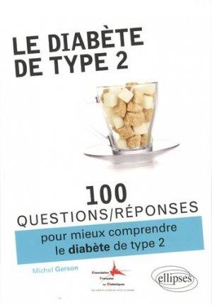 Le diabète de type 2 - ellipses - 9782729875718 -