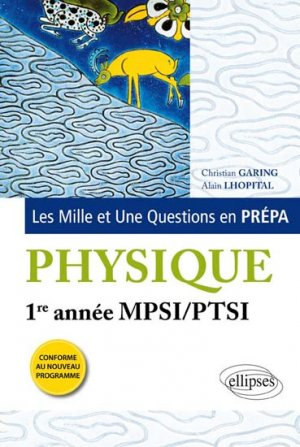 Physique - ellipses - 9782729881849 -