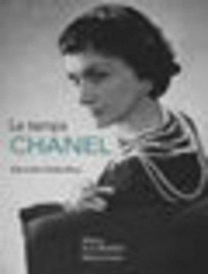 le temps Chanel - de la martiniere - 9782732431161 -