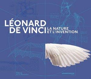 Léonard de Vinci - éditions de la martinière / universcience - 9782732449906 -