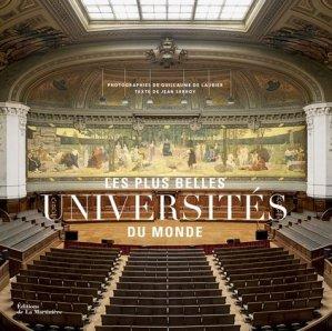 Les plus belles universités du monde - de la martiniere - 9782732466446 -
