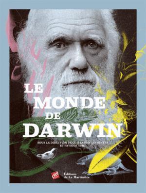 Le monde de Darwin - de la martiniere - 9782732471044 -