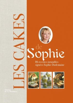 Les Cakes de Sophie - de la martiniere - 9782732474557 -
