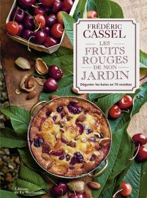 Les fruits rouges de mon jardin - de la martiniere - 9782732481562 -