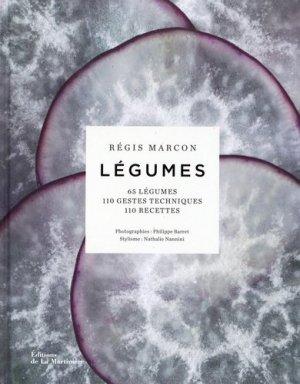 Légumes - de la martiniere - 9782732489551 -
