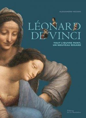 Léonard de Vinci - de la martiniere - 9782732490878 -