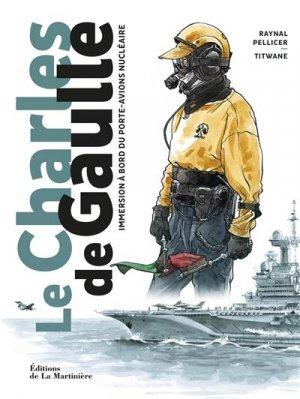 Le Charles-de-Gaulle - de la martiniere - 9782732492100 -