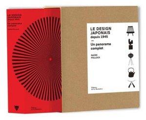 Le Design japonais depuis 1945 - de la martiniere - 9782732493299 -