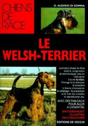 Le welsh-terrier - de vecchi - 9782732822402 -