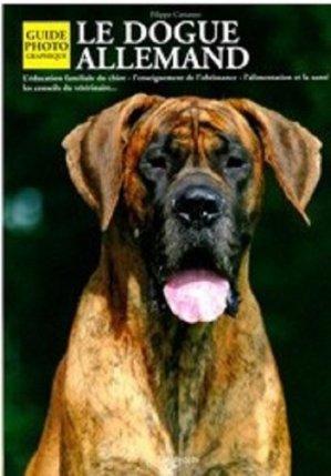 Le dogue allemand - de vecchi - 9782732823874 -