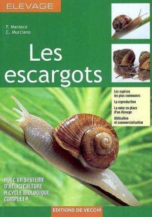 Les escargots - de vecchi - 9782732825991 -