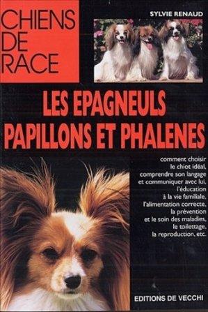 Les épagneuls papillons et phalènes - de vecchi - 9782732827773 -