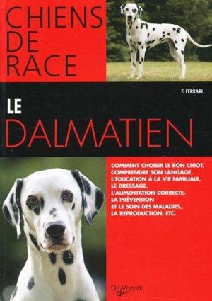 Le dalmatien - de vecchi - 9782732827995 -