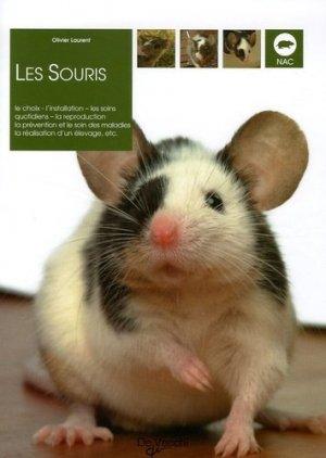 Les souris - de vecchi - 9782732884219 -