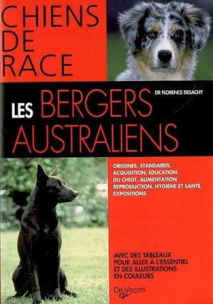 Les bergers australiens - de vecchi - 9782732884424 -