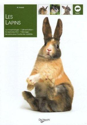Les lapins - de vecchi - 9782732884523 -