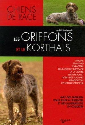 Les griffons et le kortals - de vecchi - 9782732884646 -