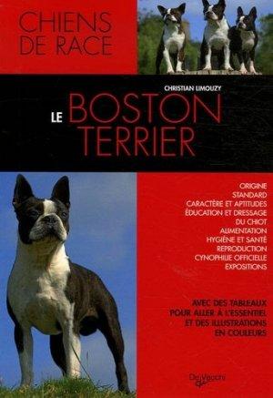 Le boston terrier - de vecchi - 9782732885209 -