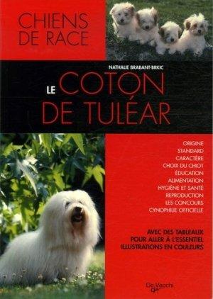 Le Coton de Tuléar - De Vecchi - 9782732887067 -
