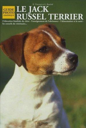 Le jack russell terrier - de vecchi - 9782732889023 -