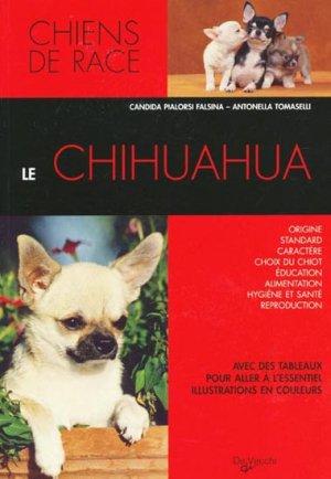Le chihuahua - de vecchi - 9782732889405 -