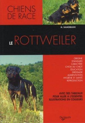 Le rottweiler - de vecchi - 9782732891651 -
