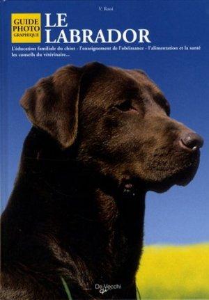 Le Labrador - De Vecchi - 9782732892160 -