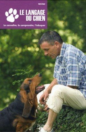 Le langage du chien - de vecchi - 9782732893372 -