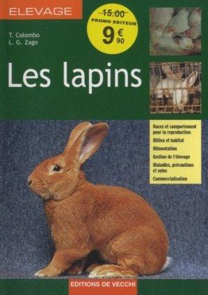 Les lapins - de vecchi - 9782732897257 -