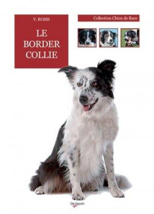 Le border collie - de vecchi - 9782732897776 -