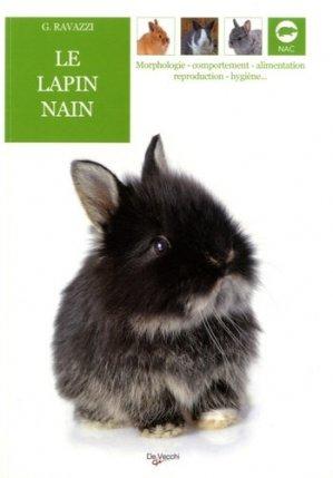 Le lapin nain - de vecchi - 9782732898247 -
