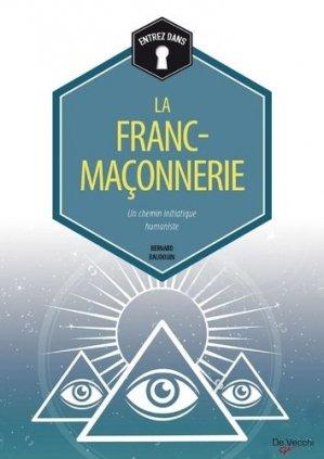 Les francs-maçons - De Vecchi - 9782732898834 -