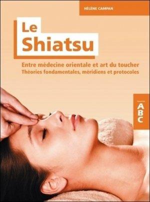 Le Shiatsu - grancher - 9782733913314 -