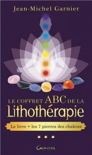 Le coffret ABC de la lithothérapie-grancher-9782733913833